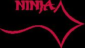 Ninja Golf! Logo